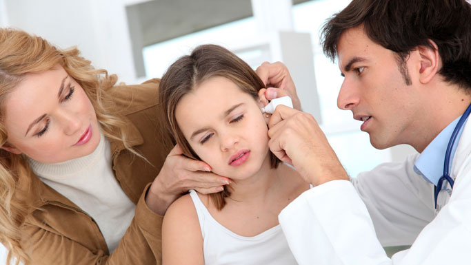 San Leandro Ear Infection Treatment