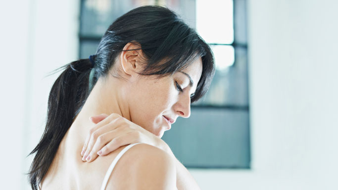 San Leandro Chiropractic Treatment for Frozen Shoulder