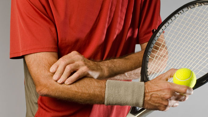 San Leandro Chiropractic Care for Tennis Elbow